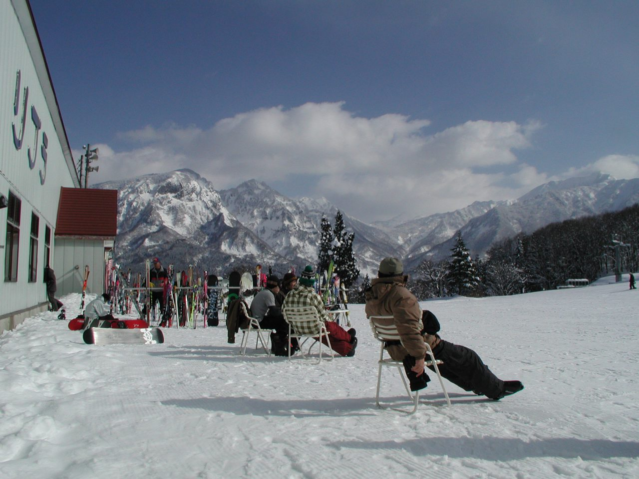 Mountaintop Restaurant Libra