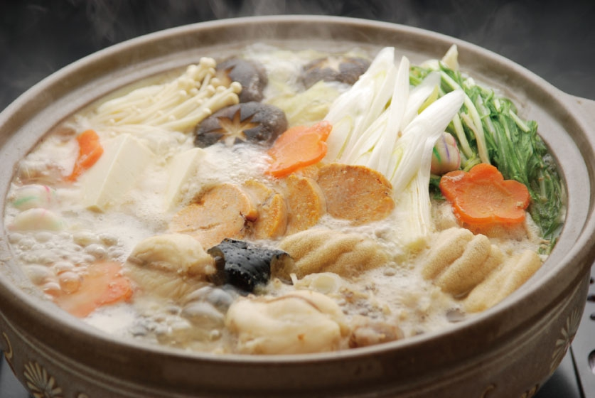 Warm Up in Winter with Monkfish Hot Pot