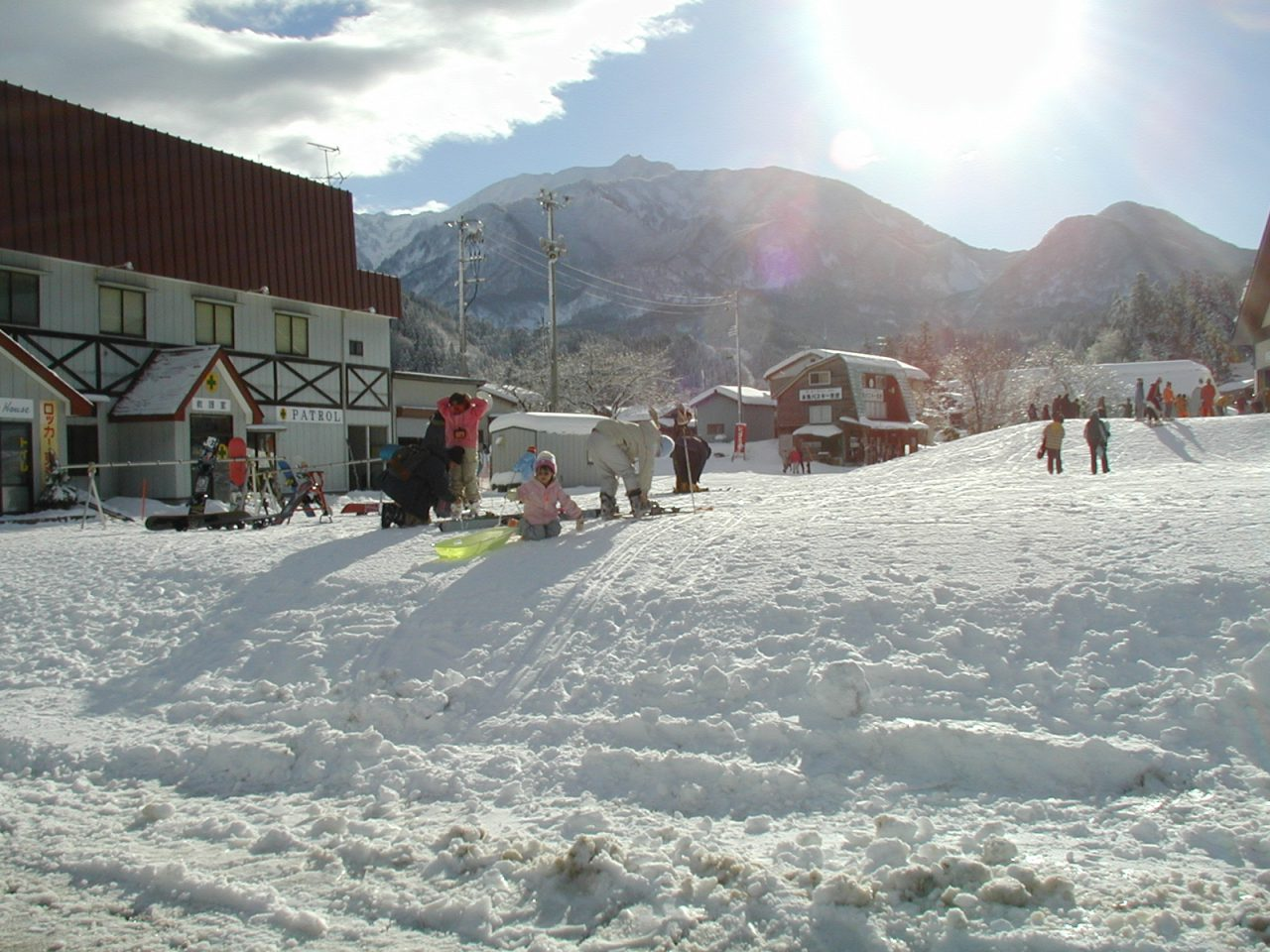 Itoigawa Seaside Valley Ski Lodge