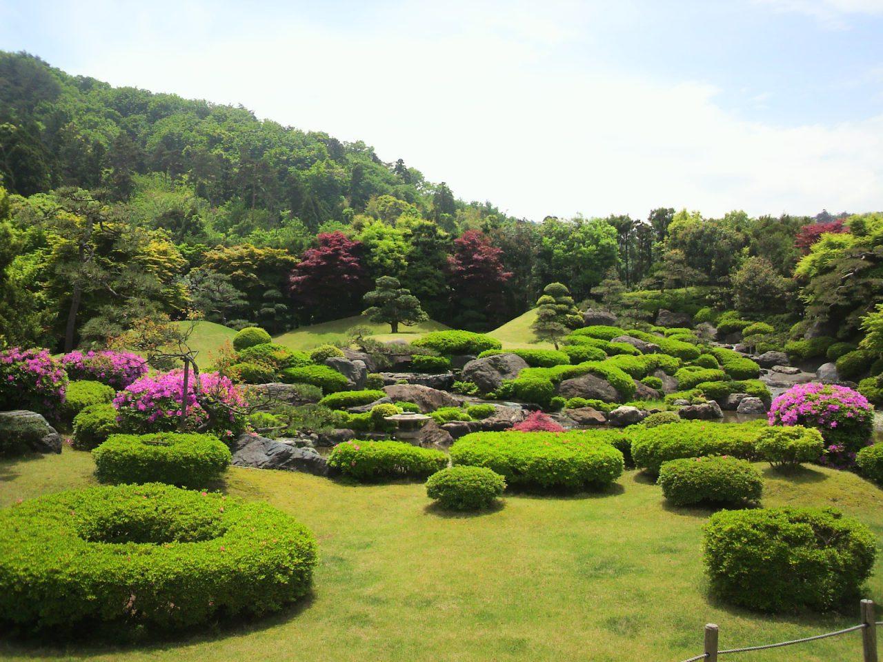 Gyokusuien Gardens
