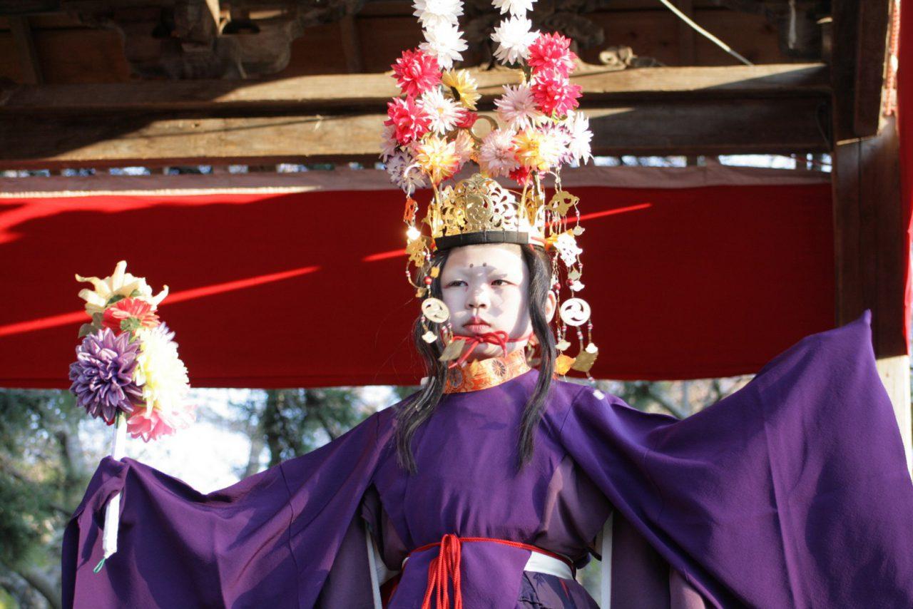 Bugaku Court Dances