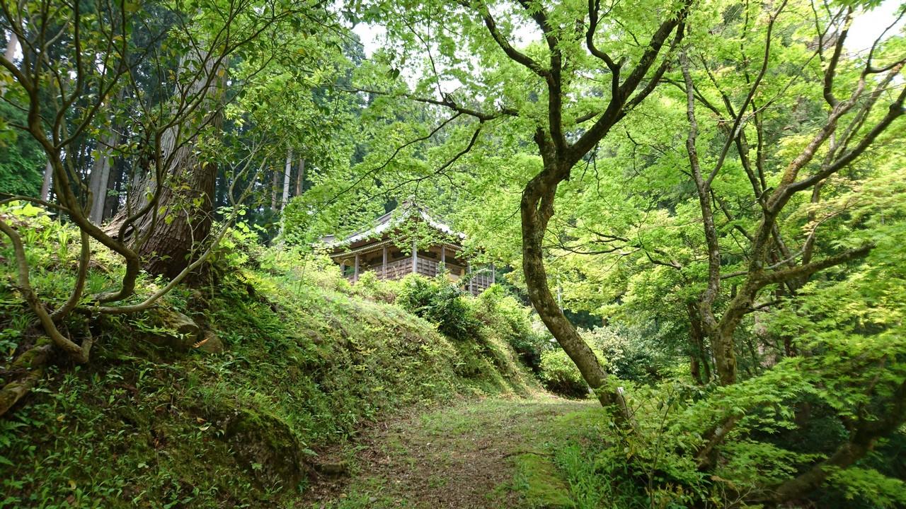 Mizuho Kannondo Temple Inner Temple
