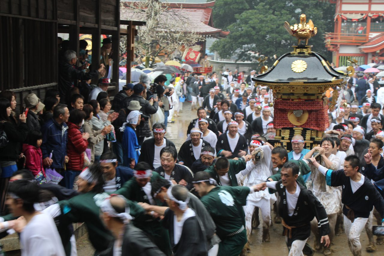 Running of the Shrines