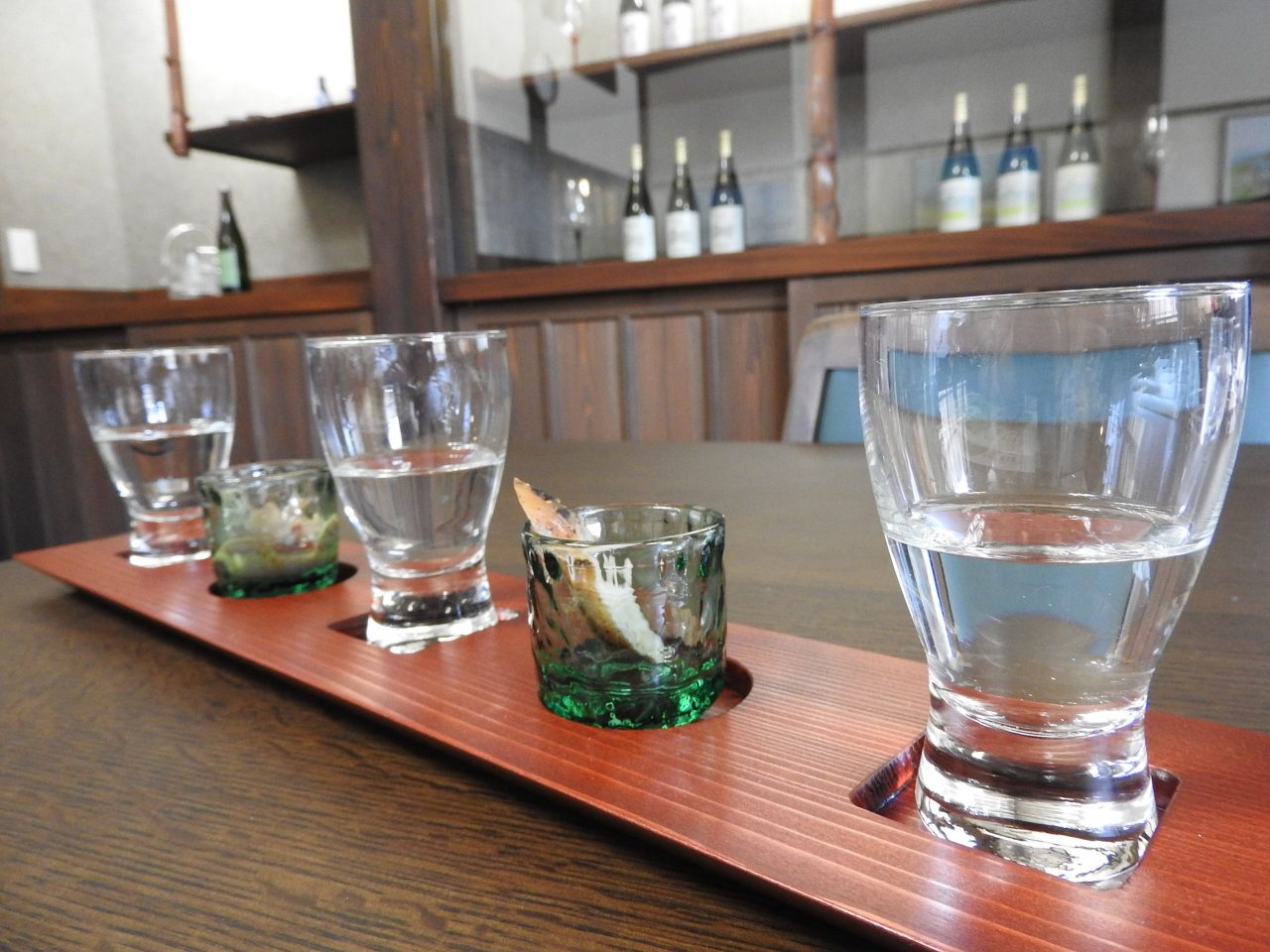 Learn more about the world of sake through our tasting programs